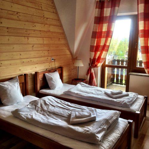 Bukova Lodge Apatrtamenty Noclegi Bukowina Tatrzańska 9